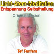 Licht Atem Meditation (Original) mit Tef Fonfara cover