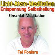 Einschlaf- Meditation (Hilfe bei Einschlafstörungen) mit Tef Fonfara cover