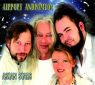 ASIAN STARS - Airport Andromeda cover