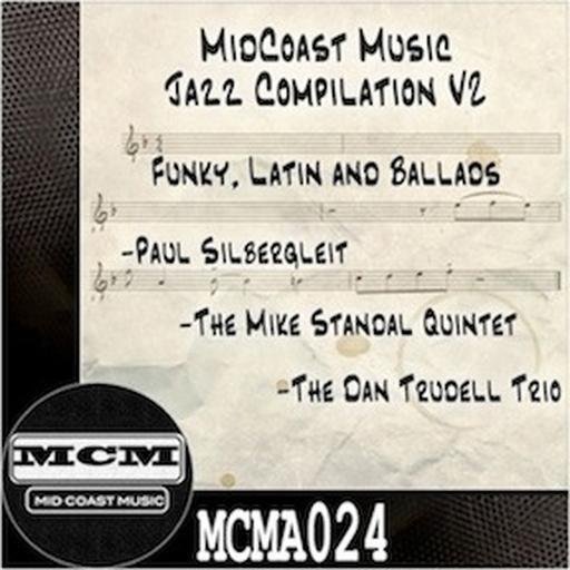 MCM Jazz Comp V2 Funky, Latin & Ballads